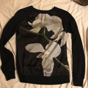 Gorgeous Orchid Alturazza Target blouse sweater